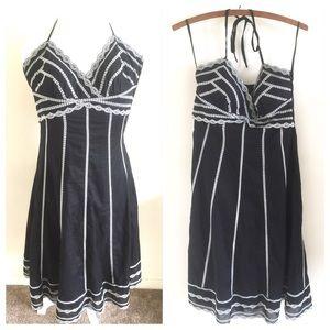 White House Black Market Summer Midi Dress